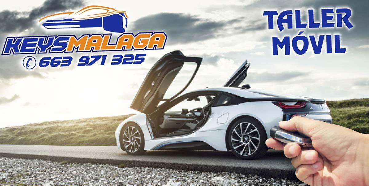 llaves coches malaga